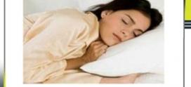 قله خطر الإصابة بأمراض القلب والأوعية الدموية مع النوم الجيد فی لیل